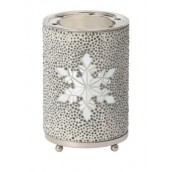 Yankee Candle Twinkling Snowflake Melt Warmer