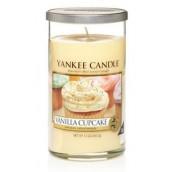 Yankee Candle Vanilla Cupcake Geurkaars Medium Pillar
