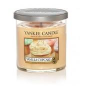 Yankee Candle Vanilla Cupcake Geurkaars Small Pillar