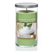 Yankee Candle Vanilla Lime Geurkaars Medium Pillar