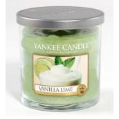 Yankee Candle Vanilla Lime Geurkaars Small Pillar