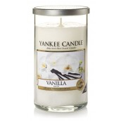 Yankee Candle Vanilla Geurkaars Medium Pillar