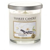 Yankee Candle Vanilla Geurkaars Small Pillar