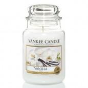 Yankee Candle Vanilla Geurkaars Large Jar Candle (150 branduren)
