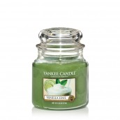 Yankee Candle Vanilla Lime Geurkaars Medium Jar Candle (90 branduren)