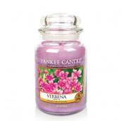 Yankee Candle Verbena Geurkaars Large Jar Candle (150 branduren)