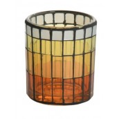Yankee Candle Warm Summer Night Mosaic Votive Holder