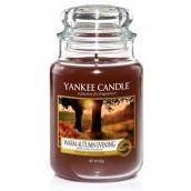 Yankee Candle Warm Autumn Evening Large Jar