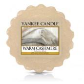 Yankee Candle Warm Cashmere Wax Tart
