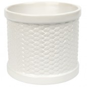 Yankee Candle Weave Scenterpiece Warmer with Timer