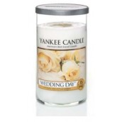 Yankee Candle Wedding Day Geurkaars Medium Pillar