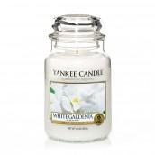 Yankee Candle White Gardenia Geurkaars Large Jar Candle (150 branduren)