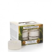 Yankee Candle White Tea Tea Lights (6 branduren)