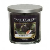 Yankee Candle Wild Fig Geurkaars Small Pillar