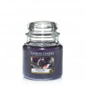 Yankee Candle Wild Fig Geurkaars Medium Jar Candle (90 branduren)