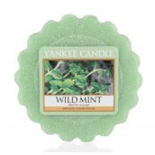 Yankee Candle Wild Mint Wax Tart