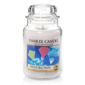 Yankee Candle Windblown Large Jar Candle (150 branduren)