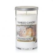 Yankee Candle Winter Glow Geurkaars Large Pillar