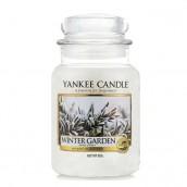 Yankee Candle Winter Garden Large Jar