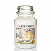 Yankee Candle Winter Glow Geurkaars Large Jar Candle (150 branduren)