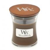 WoodWick Amber & Incense Mini Jar Candle