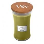WoodWick Apple Basket Large Jar Candle