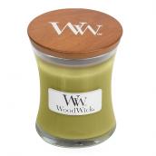 WoodWick Apple Basket Mini Jar Candle