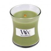 WoodWick Applewood Mini Jar Candle