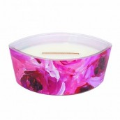 WoodWick Artisan Red Currant & Cedar Ellipse Hearthwick Candle