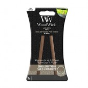 WoodWick Auto Reed Refill Sand & Driftwood