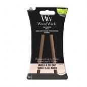 WoodWick Auto Reed Refill Vanilla & Sea Salt Petit