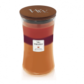 WoodWick Autumn Harvest Large Jar Candle