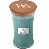 WoodWick Blue Java Banana Large Jar Candle