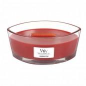 WoodWick Cinnamon Chai Ellipse Hearthwick Jar Candle