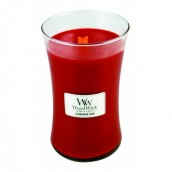 WoodWick Cinnamon Chai Large Jar Candle
