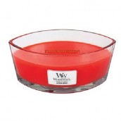 WoodWick Crimson Berries Ellipse Hearthwick Jar Candle