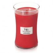 WoodWick Crimson Berries Large Jar Candle