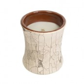WoodWick Fireplace Fireside Hourglass Candle