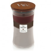 WoodWick Forest Retreat Trilogy Large Jar Candle
