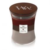 WoodWick Forest Retreat Trilogy Medium Jar Candle
