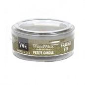 WoodWick Frasier Fir Petite Candle