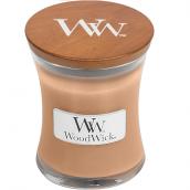WoodWick Golden Milk Mini Jar Candle