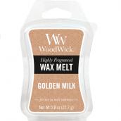 WoodWick Golden Milk Wax Melt