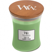 WoodWick Hemp & Ivy Medium Jar Candle