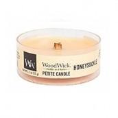 WoodWick Honeysuckle Petite Candle