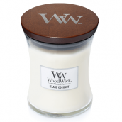 WoodWick Island Coconut Medium Jar Candle
