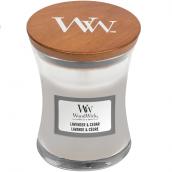WoodWick Lavender & Cedar Mini Jar Candle
