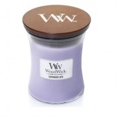 WoodWick Lavender Spa Medium Jar Candle