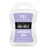 WoodWick Lavender Spa Wax Melt