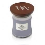 WoodWick Lilac Medium Jar Candle